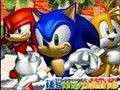 Tetris Sonic an Hedgehog